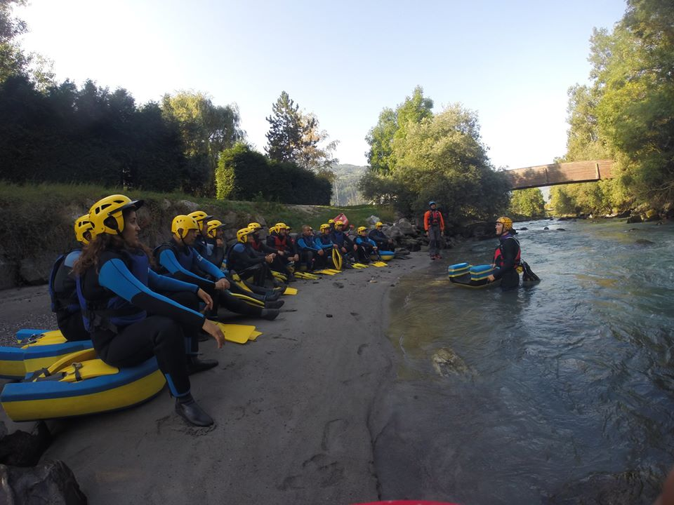 hydrospeed bourg saint maurice