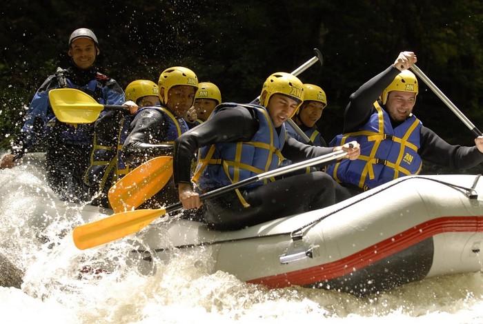 Formules rafting en Bourgogne - Morvan