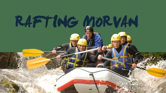 Rafting Morvan