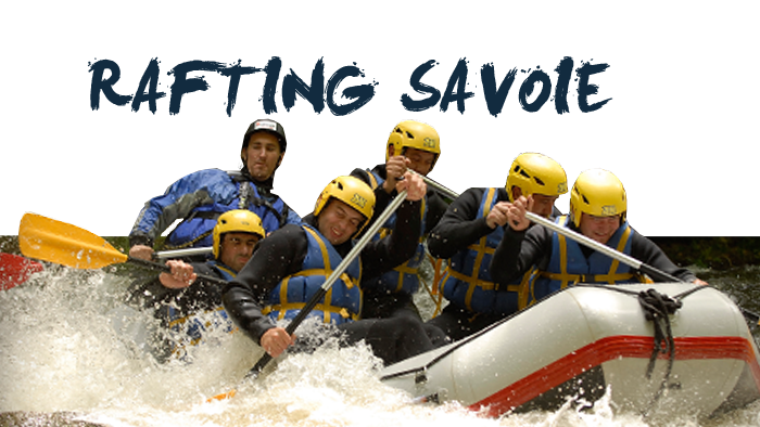 Rafting Savoie Bourg ST Maurice